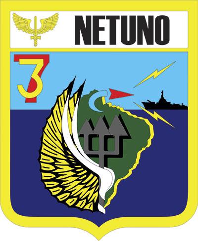 3º/7º GAv - Esquadrão Netuno