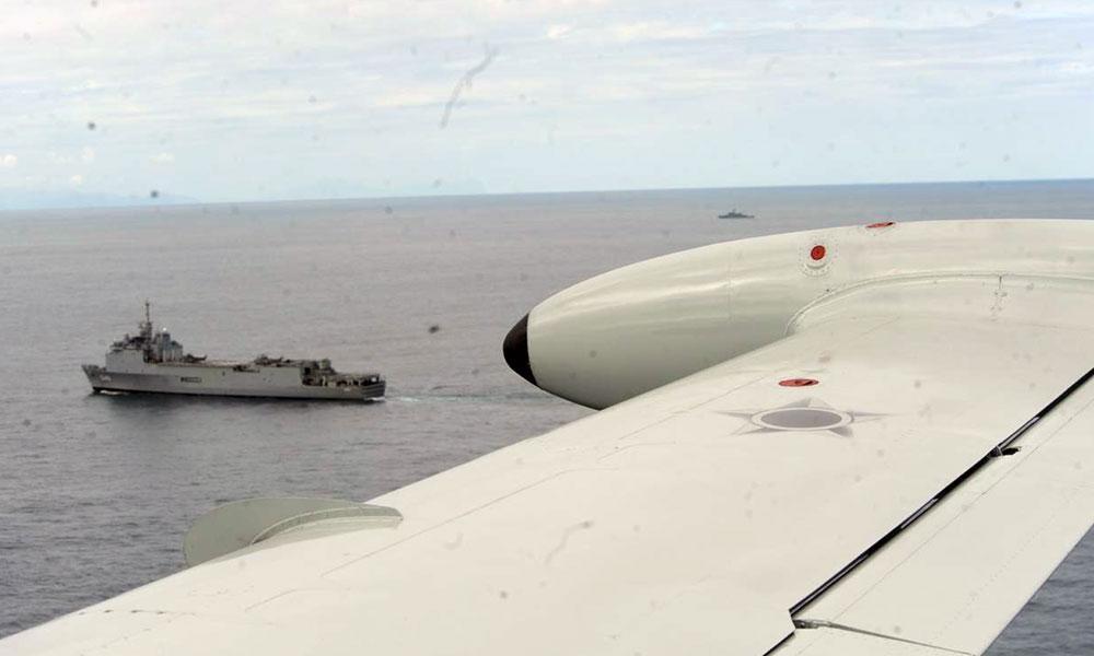 Força Aérea Brasileira participa do exercício UNITAS LX/2019