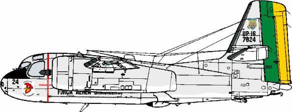 GRUMMAN P – 16 A E E