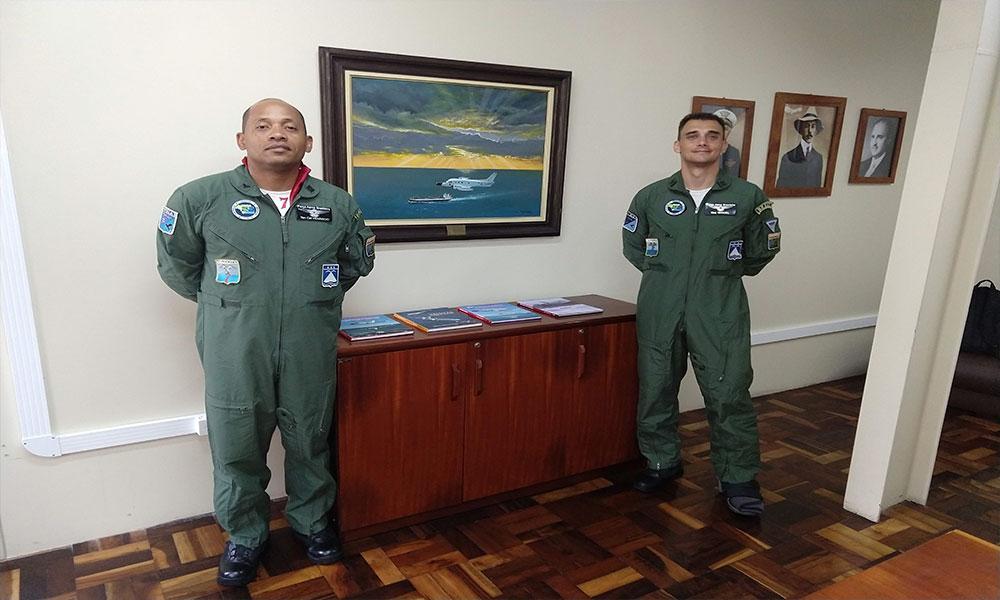 Passagem de Comando do Esquadrão Phoenix
