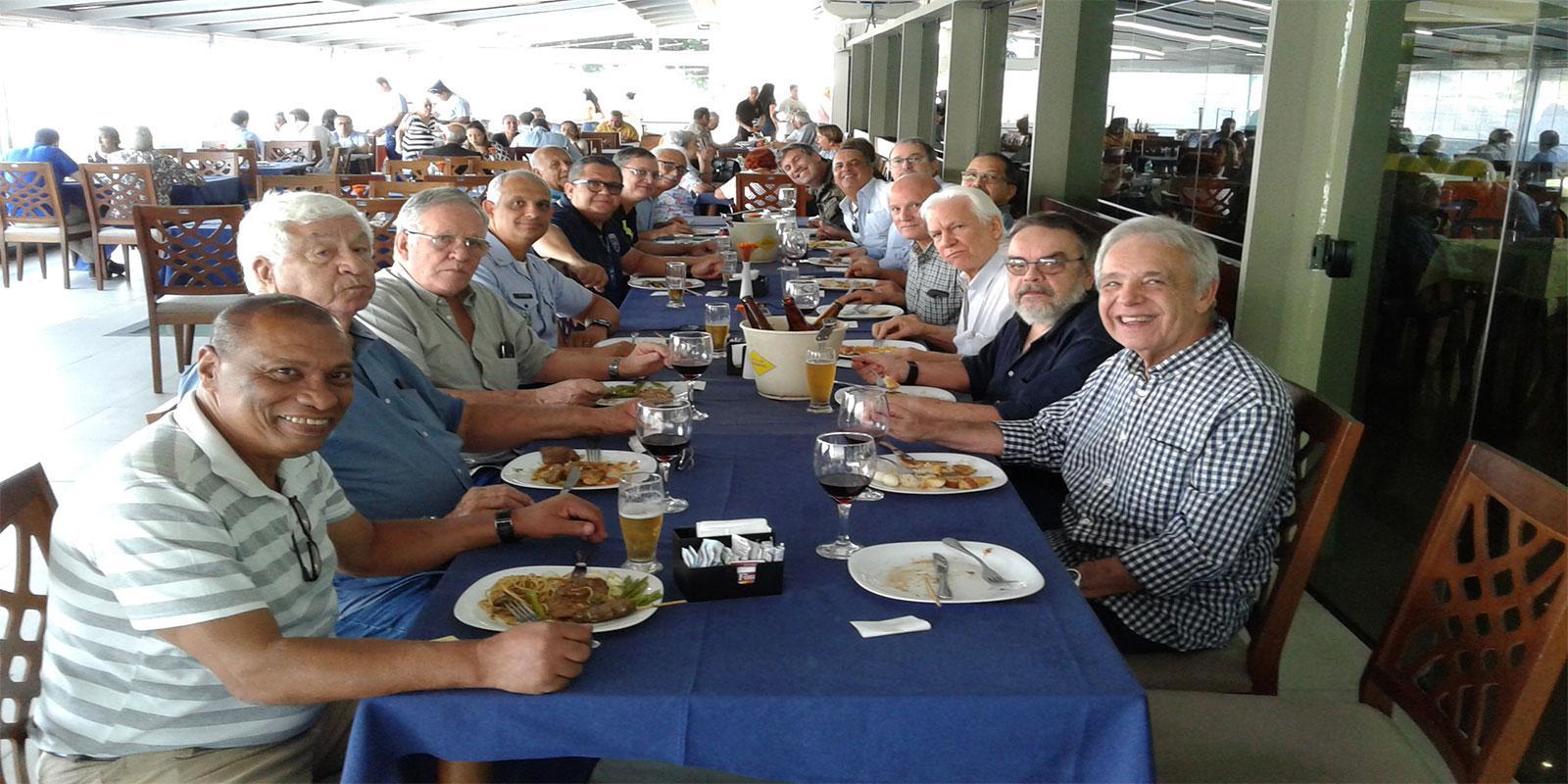 Almoço de Confraternização da ABRA-PAT