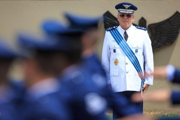 Tenente-Brigadeiro Bermudez assume a Força Aérea Brasileira