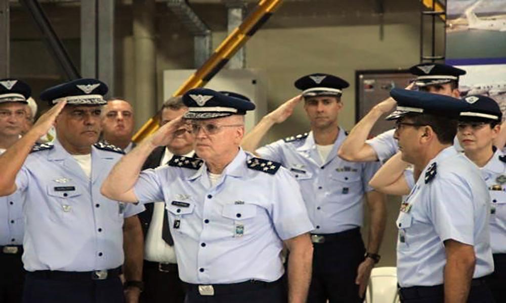 FAB celebra 77 anos da Aviação de Patrulha na Ala 9 em Belém (PA)