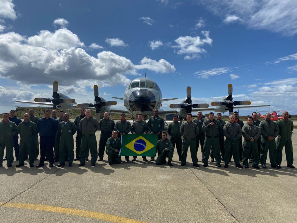 ORUNGAN - MISSÃO ELOGIADA NA BUSCA AO C-130 CHILENO