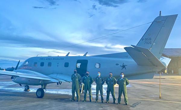 Esquadrão Netuno localiza embarcação encalhada no norte do País