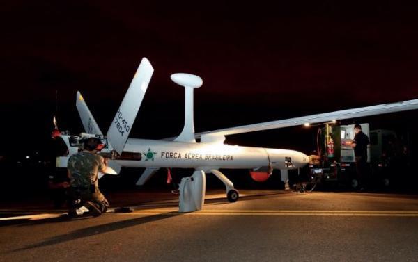 Asas da Força Aérea Brasileira que monitoram o País